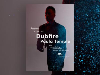 Dubfire + Paula Temple