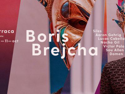 Boris Brejcha X Barraca